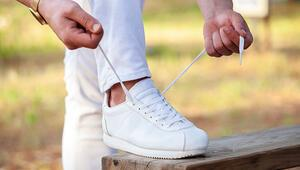 Beyaz ayakkabı nasıl temizlenmeli