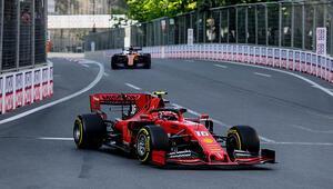 Formula 1de Azerbaycan GP ertelendi