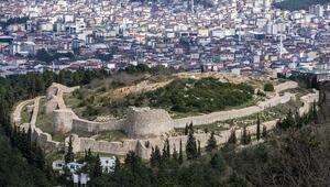 Sultanbeylinin Doğu Romadan kalan kalesi