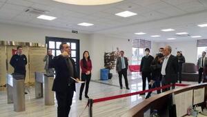 Marmara Ereğlisi Belediyesinde koronavirüs tedbirleri