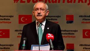 Kılıçdaroğlundan 13 maddelik koronavirüs paketi önerisi