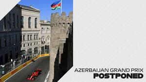 Formula 1de 8. corona virüs ertelemesi Azerbaycan GP...