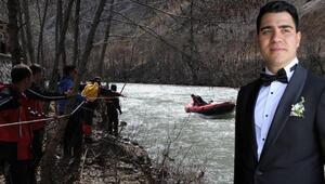 Munzur Nehrinde kaybolan Uzman Çavuş Güneşten 7nci günde de iz yok