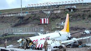 Pistten çıkan uçağın kaptan pilotu ile ilgili yeni gelişme