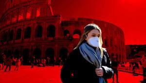Son dakika haberi: İtalyada bir günde 601 kişi hayatını kaybetti