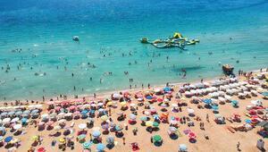 İlk iki ayda 3.5 milyon turist geldi