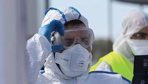 İsrailde corona virüs vaka sayısı 1442ye yükseldi