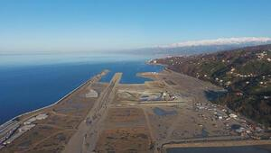 Denizin üstüne inşa ediliyor Yüzde 62si tamamlandı