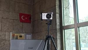 TBMMde Corona Virüse karşı termal kamera uygulamasına başlandı
