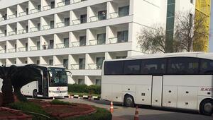 KKTCde Türk rehberlerin yardım istediği otelde son durum