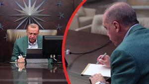 Son dakika haberler... Cumhurbaşkanı Erdoğan, kritik görüşmeleri böyle gerçekleştirdi