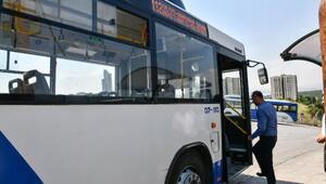 Başkentte toplu taşıma araçlarının kullanımı yüzde 80 azaldı