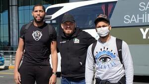 BUDO Gemlikte Watkins ile Johnson ülkelerine döndü Corona virüs salgını...