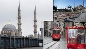 İstanbulda dikkat çeken kareler