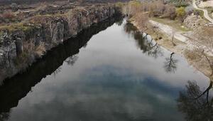 Sönmüş lavların arasındaki antik güzellik: Adala Kanyonu