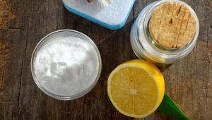 Evdeki malzemelerle evi pırıl pırıl yapmanın 5 yolu