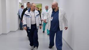 Son dakika haberi: Putinin ziyaret ettiği hastanenin başhekiminin corona virüs testi pozitif çıktı
