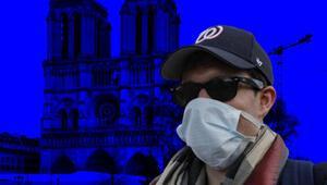 Son dakika haberi: Fransada ölü sayısı 1100e yükseldi
