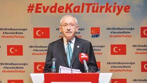 Kılıçdaroğlu'ndan belediyelere 65 yaş uyarısı