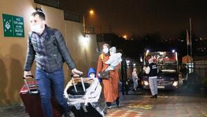 Kaymakam adayları ve aileleri Sakarya'da yurda yerleştirildi