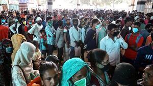 Bangladeşte yeni tip Corona Virüs nedeniyle toplu taşıma yasaklandı