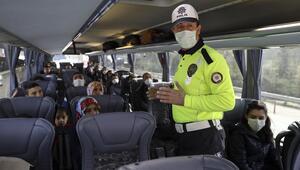 Uyarılar işe yaradı toplu taşıma azaldı