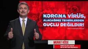 AK Partili başkanlardan 'Evinde kal Ankara' klibi