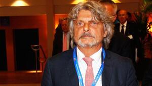 Messimo Ferrero: Lideri şampiyon ilan edip ligi bitirmeliyiz