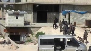 Tel Abyad'da 760 kilo patlayıcı ele geçirildi
