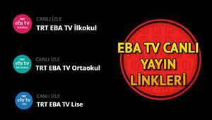 26 Mart EBA TV lise canlı yayını izle - TRT EBA TV canlı yayın dersleri linki