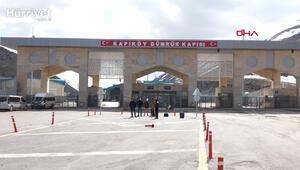 Kapıköy Sınır Kapısı kapatıldı
