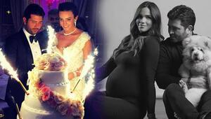 Açalya Samyeli Danoğlu anne olmak için gün sayıyor... Mutfakta doğurabilir