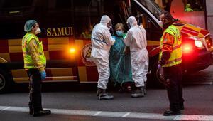 Son dakika... İspanyada korkunç tablo: 1 günde 738 kişi öldü