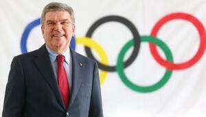 IOC Başkanı Thomas Bach: Yeni tarihi en kısa sürede belirleyeceğiz...
