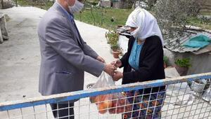Muğlada 2 bin 700 aileye vefa eli ulaştı