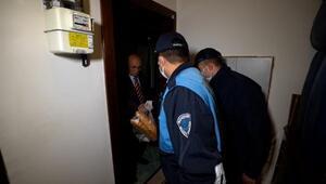 Başakşehir'de 65 yaş üstü vatandaşların market ihtiyaçları karşılanıyor