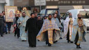 Güney Kıbrıs Rum Kesimi'nde papazlardan 'corona virüs' duası