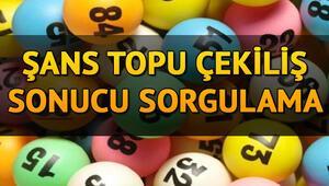 25 Mart Şans Topu sonuçları ve şanslı numaralar belli oldu -  980. hafta MPİ Şans Topu canlı çekiliş sonuçları sorgulama (İkramiye 2ye bölündü)