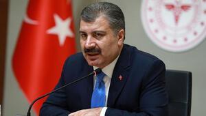 Sağlık Bakanı Fahrettin Koca, basın mensuplarına açıklamalarda bulundu