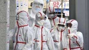 İsrailde koronavirüs vaka sayısı 2 bin 369a yükseldi