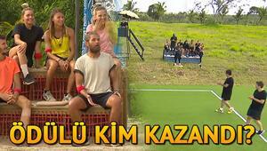 Survivorda kim kazandı, performans birincileri ödülünü kimler aldı Ardahan ile Meryem adada birbirine girdi