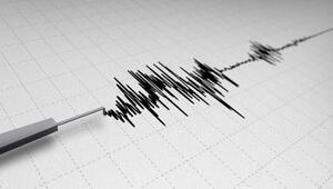 Son dakika haberler... Van Başkalede korkutan deprem