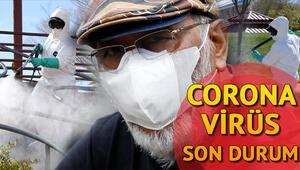 Corona virüs haritası anlık: Türkiyede 27 Mart son vaka ve ölüm sayısı.. Corona Virüs takip sitesi son dakika bilgiler