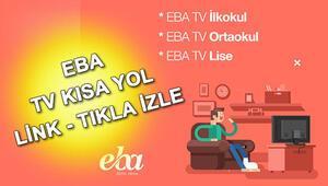 Frekans ayarı yapmadan EBA TV internetten nasıl izlenir TRT EBA TV ilkokul, ortaokul, lise canlı yayın linkleri