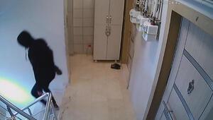 Arnavutköyde hırsızlar kapı önlerindeki ayakkabılara dadandı