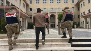 Terör örgütü üyeliğinden 6 yıl hapisle aranan hükümlü yakalandı