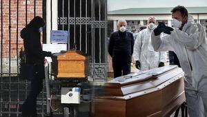 İtalyada COVID-19 cenazeleri halkta travma yarattı