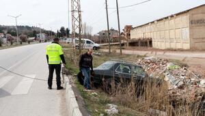 Burdurda kaza: 3 yaralı