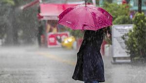 Meteorolojiden son dakika uyarısı geldi Marmara Bölgesi yarın akşamdan itibaren...