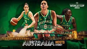 2022 FIBA Kadınlar Dünya Kupası, Avustralyada
